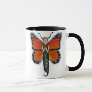 Amber de Mok van de Vlinder van de Monarch