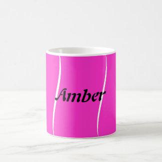Amber Koffiemok