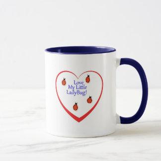Ambers Dame Bug Mug Mok