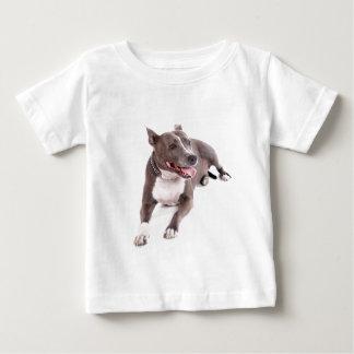 american staffordshire terriër baby t shirts