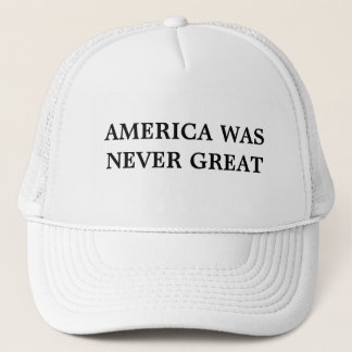 Amerika was nooit Groot Pet