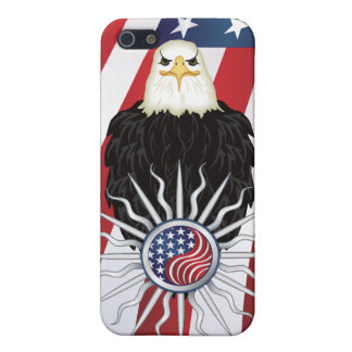 Amerikaans Eagle iPhone 5 Cover