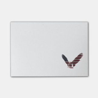 Amerikaans Eagle Post-it® Notes