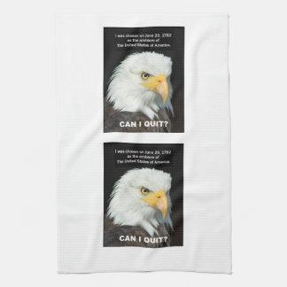 Amerikaans Eagle wil ophouden met Theedoek
