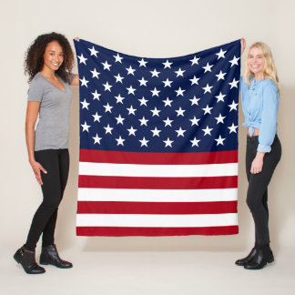 Amerikaans Fleece Deken