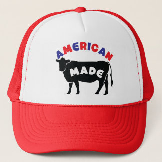 Amerikaans gemaakt rundvlees trucker pet