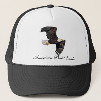 Amerikaans kaal Eagle Trucker Pet