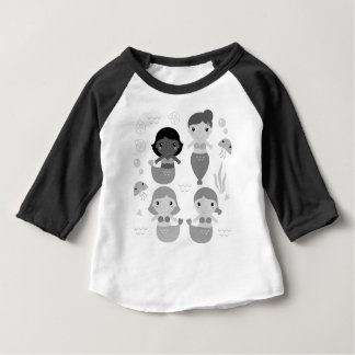 Amerikaans kledings kinder Overhemd Baby T Shirts