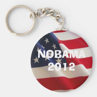 Amerikaans-vlag-2a, NOBAMA 2012, NOBAMA 2012 Sleutelhanger