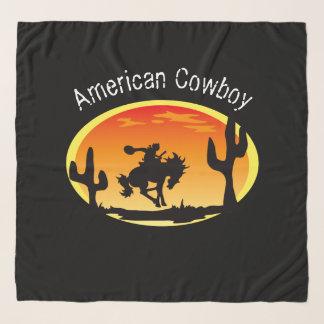 Amerikaanse Cowboy Sjaal