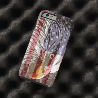 Amerikaanse de hoesje-Partner van Eagle Taaie Tough iPhone 6 Hoesje