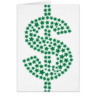 Amerikaanse Dollar Kaart