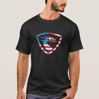 Amerikaanse draak t shirt