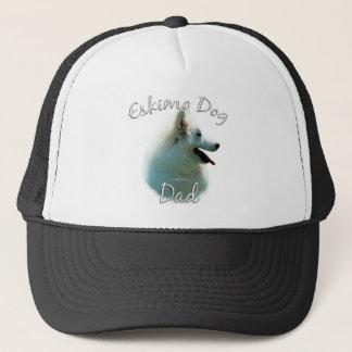 Amerikaanse EskimoPapa 2 van de Hond Trucker Pet