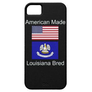 """""""Amerikaanse Geboren. Het Louisiane Gekweekte"""" Barely There iPhone 5 Hoesje"""