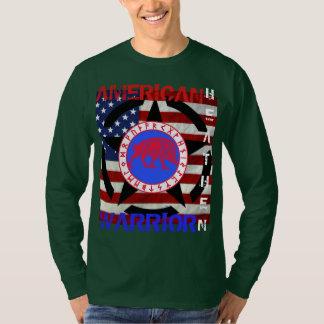 Amerikaanse Heidens--Leger T Shirt