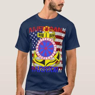 Amerikaanse Heidens--Zeeman T Shirt
