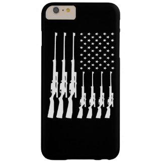 Amerikaanse Pistolen Barely There iPhone 6 Plus Hoesje
