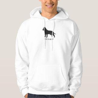 Amerikaanse Staffordshire Terrier Hoodie