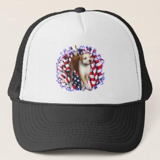 Amerikaanse Staffordshire Terrier Patriot Trucker Pet