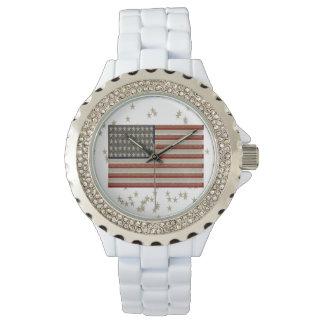 Amerikaanse Trots Horloge