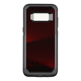 Amerikaanse veenbes & Zwarte Lichten OtterBox Commuter Samsung Galaxy S8 Hoesje
