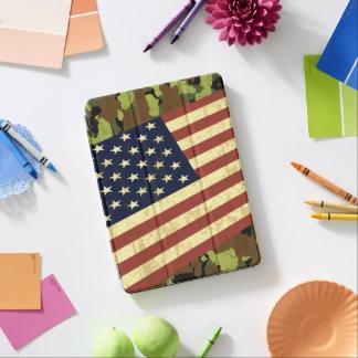 Amerikaanse Vlag Camo iPad Air Cover