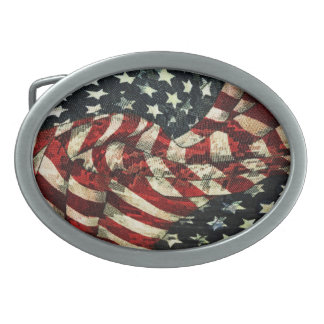Amerikaanse vlag-Camouflage door Shirley Taylor Gespen