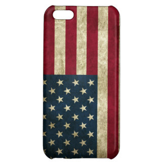 Amerikaanse Vlag iPhone 5C Cover