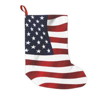 Amerikaanse Vlag Kleine Kerstsok