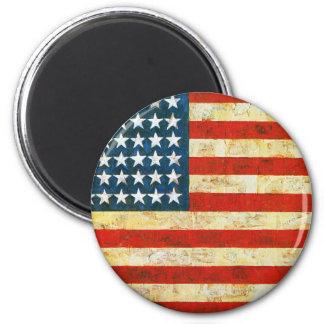 Amerikaanse Vlag Magneet