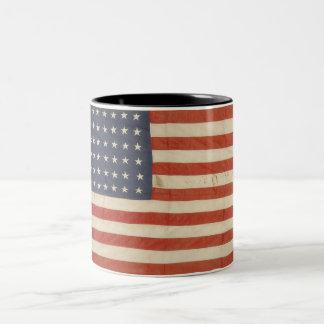 Maak je eigen vlag mokken en personaliseer met kleur, design of stijl.