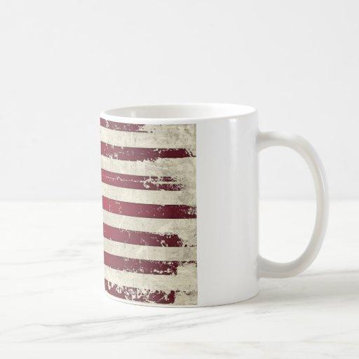 Amerikaanse Vlag Koffie Beker
