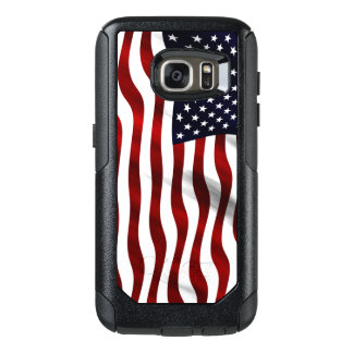 Amerikaanse Vlag OtterBox Samsung Galaxy S7 Hoesje