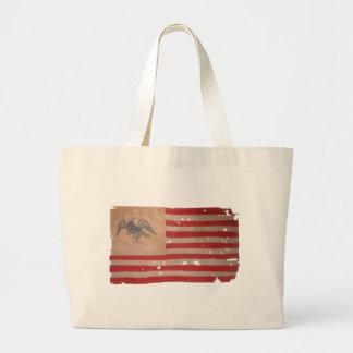 Amerikaanse Vlag van de Expeditie Fremont Grote Draagtas