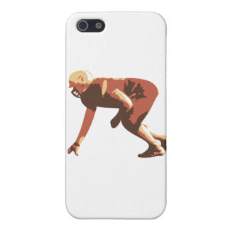 Amerikaanse voetbalster iPhone 5 covers