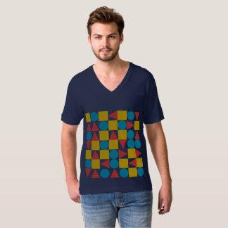 Amo/de Amerikaanse Kleding Fijn Jersey van het T Shirt
