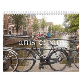 Amsterdam 2014 - Douane Gedrukte Kalender