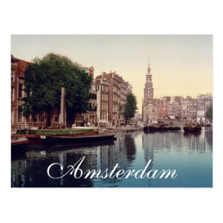 Amsterdam Briefkaart