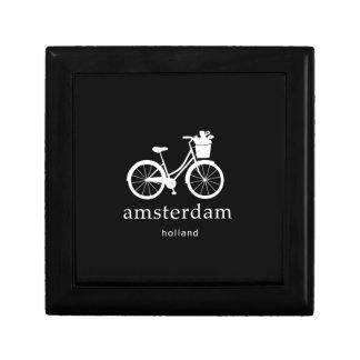 Amsterdam Vierkant Opbergdoosje Small