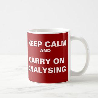 _analist mok - dragen analyseren - grappig citaat