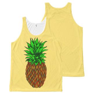 Ananas All-Over-Print Tank Top