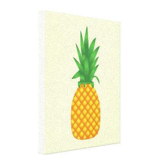 Ananas Canvas Afdruk