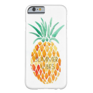ANANAS - DE ZOMER VIBES BARELY THERE iPhone 6 HOESJE