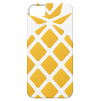 ananas, fruit, logo, tropisch voedsel, barely there iPhone 5 hoesje