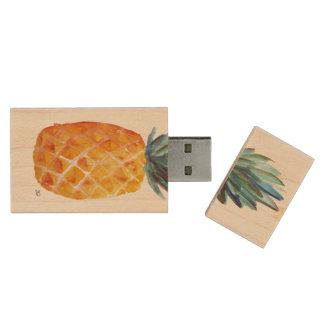 Ananas USB Houten USB 2.0 Stick