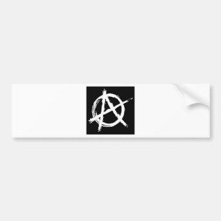 Anarchie Bumpersticker