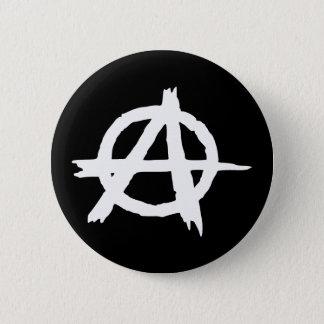 Anarchie Ronde Button 5,7 Cm