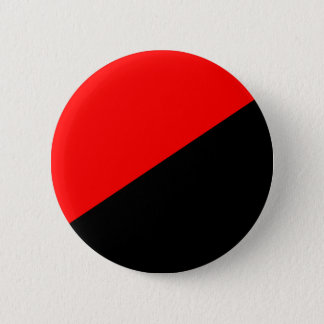 Anarchist, de Politieke vlag van Colombia Ronde Button 5,7 Cm