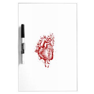 Anatomisch Hart Whiteboards